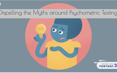 Dispelling the myths about psychometric testing